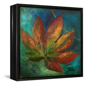 Blue Leaf I by Patricia Pinto