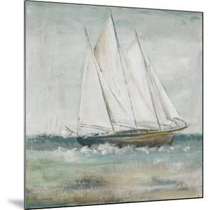 Cape Cod Sailboat II by Patricia Pinto