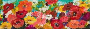 Cheerful Flowers by Patricia Pinto