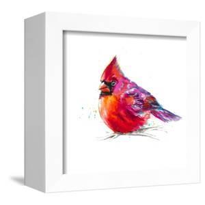 Christmas Cardinal I by Patricia Pinto