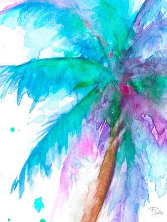 Colorful Tropics I by Patricia Pinto