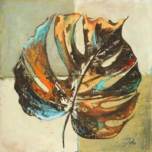 Contemporary Leaves I by Patricia Pinto