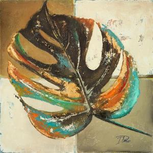 Contemporary Leaves II by Patricia Pinto