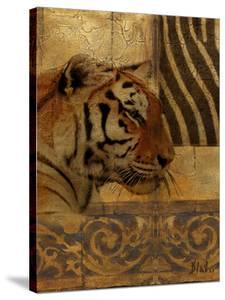 Elegant Safari II (Tiger) by Patricia Pinto