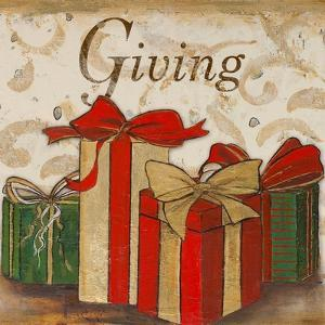 Giving by Patricia Pinto