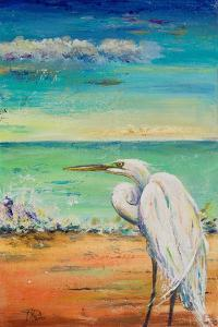 Great Egret II by Patricia Pinto