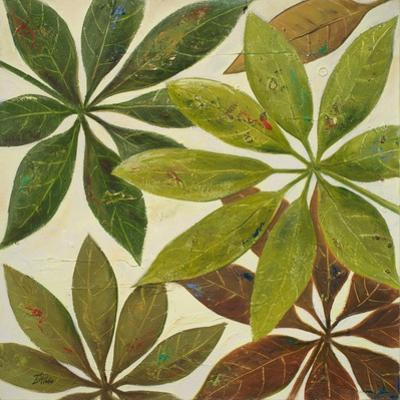 Green Touch II by Patricia Pinto