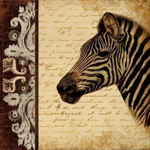 Madagascar Safari II by Patricia Pinto