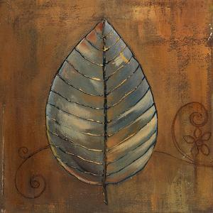 New Leaf III (Copper) by Patricia Pinto