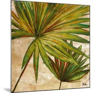New Palmera Take Two II by Patricia Pinto