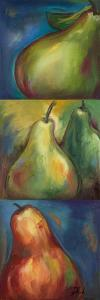 Pears 3 in 1 I by Patricia Pinto