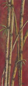 Red Bamboo I by Patricia Pinto
