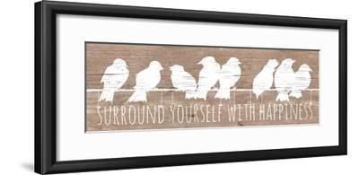 Surround with Happiness