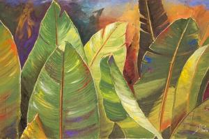 Through the Leaves II by Patricia Pinto