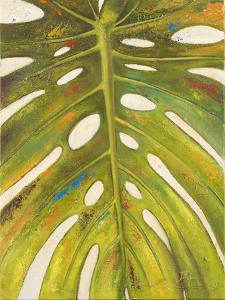 Tropical Leaf II by Patricia Pinto