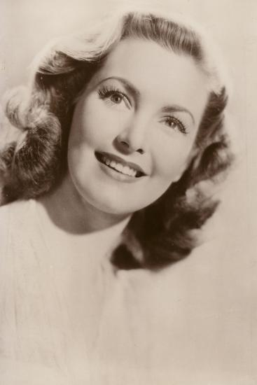 Patricia Roc, British Film Actress--Photographic Print