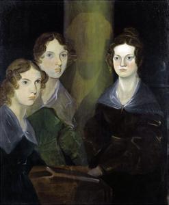 The Bronte Sisters by Patrick Branwell Bronte