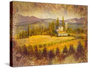 Chianti Land II by Patrick