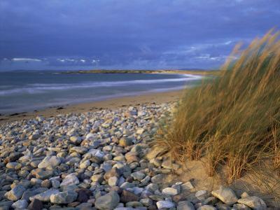 Beach Near Doogort, Achill Island, County Mayo, Connacht, Republic of Ireland, Europe by Patrick Dieudonne