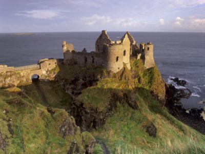 Dunluce Castle,Portrush, County Antrim, Ulster, Northern Ireland, UK by Patrick Dieudonne