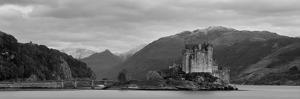 Eilean Donan Castle, Dornie, Lochalsh, Highland Region, Scotland, United Kingdom, Europe by Patrick Dieudonne