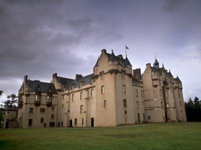 Fyvie Castle, Dating from the 13th-Century, Near Inverurie, Aberdeenshire, Scotland, United Kingdom by Patrick Dieudonne