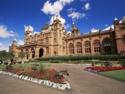 Kelvingrove Art Gallery, Dating from the 19th Century, Glasgow, Scotland, United Kingdom, Europe by Patrick Dieudonne