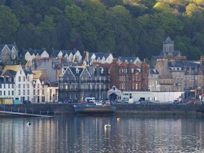 Oban Waterfront, Oban, Highland, Scotland, Uk by Patrick Dieudonne