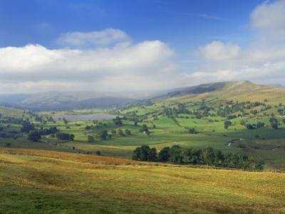 Semer Water, Yorkshire Dales National Park, Yorkshire, England, United Kingdom, Europe by Patrick Dieudonne