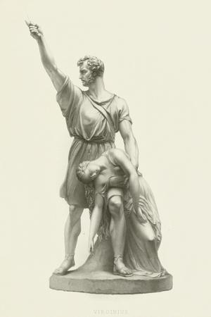 Virginius and His Daughter