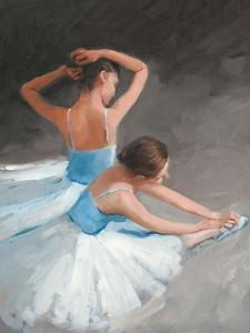 Dancers at Ease by Patrick Mcgannon