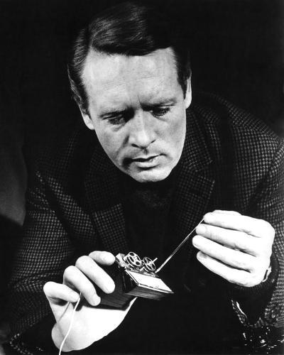 Patrick McGoohan, Danger Man (1964)--Photo