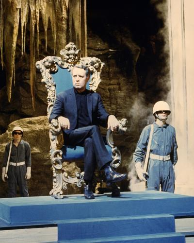 Patrick McGoohan - The Prisoner--Photo