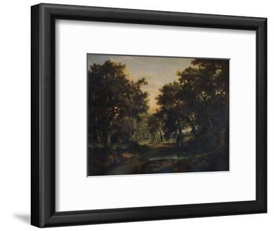 The Edge of the Wood, c1824