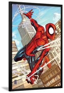 Marvel Adventures Spider-Man No.50 Cover: Spider-Man by Patrick Scherberger