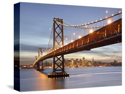Bay Bridge, San Francisco, Califonia, USA