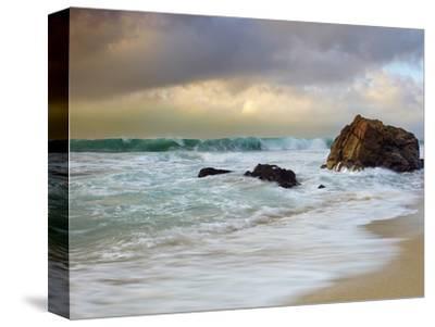 Crashing Waves, Garrapata State Park, Big Sur, California, USA