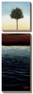 Across the Water II by Patrick St^ Germain
