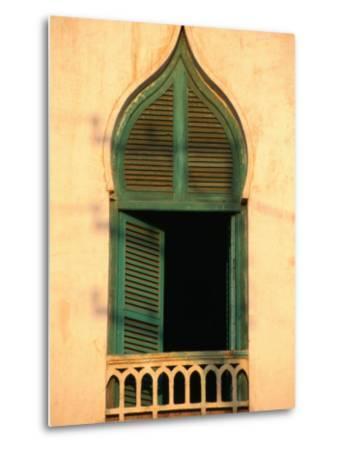 Arabesque Style Window, Massawa, Eritrea