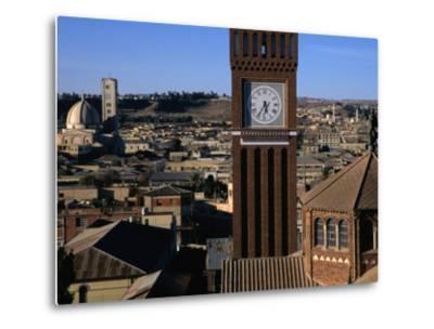 Bell Tower of Catholic Cathedral, Asmara, Eritrea