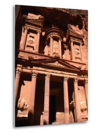El Khasneh (The Treasury) is Petra's Most Famous and Impressive Monument, Petra, Jordan