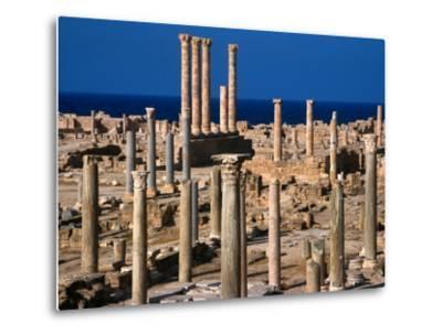 The Ancient City of Sabratha and the Temple of Liber Pater, Sabratha, Libya
