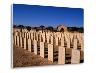 The Australian War Cemetery - Tobruk, Cyrenaica, Tobruk, Libya