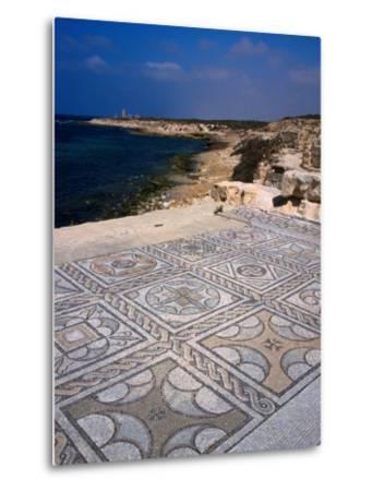 The Wonderfully Intact Byzantine Mosaics of the Roman Baths at Sabratha, Sabratha, Libya