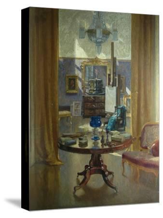 The Artist's Studio, 1921