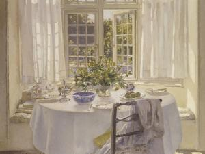 The Morning Room, 1916 by Patrick William Adam