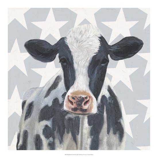 Patriotic Farm II-Victoria Borges-Art Print