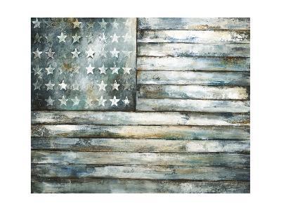 Patriotic Glory-Sydney Edmunds-Giclee Print