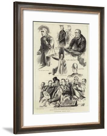 Patriotism Versus Party-Sydney Prior Hall-Framed Giclee Print