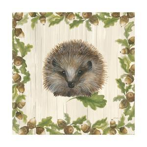 Woodland Critter VI by Patsy Ducklow
